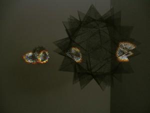 Newton Rings. Photo © 2011 Richard Harrington.