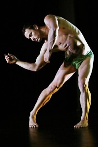Paul White in Anatomy of an Afternoon. Photo by Prudence Upton.
