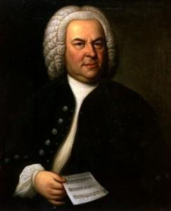 Johann Sebastian Bach by or after Elias Gottlob Haussmann. Coll. William H. Scheide, Princeton, NJ.