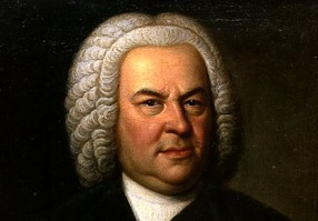 Johann Sebastian Bach by or after Elias Gottlob Haussmann. Coll. William H. Scheide, Princeton, NJ.
