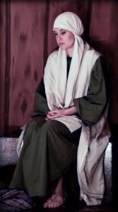 Kara Cornell in Menotti's Amahl and the Night Visitors
