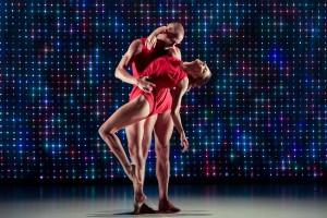 "The Sydney Dance Company in Rafael Bonachela's ""2 One Another"". Photo by Ken Butti."