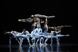 The Australian Ballet in Graeme Murphy's The Narrative of Nothing. Photo by Jeff Busby.