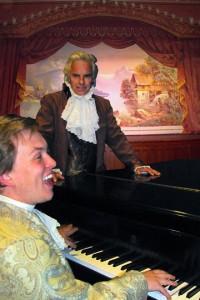Peter Schaffer's Amadeus at Hubbard Hall