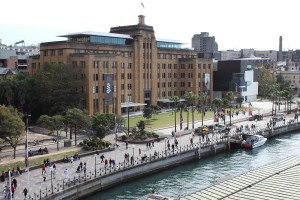 The Museum of Contemporary Art, Sydney. Photo © 2012 Alan Miller.