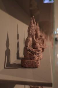 Kamin Lertchaiprasert, Sitting (Money), 2004–06. Photo © 2012 Alan Miller.