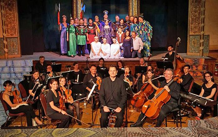 A Singer's Notes, 54: Mozart/Schikaneder, Die Zauberflöte at Hubbard Hall Opera Theatre