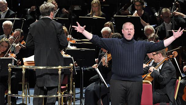 Peter Grimes, Prom 55, London 2012