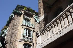 Le Castel Béranger (1898). Photo © 2012 Alan Miller.