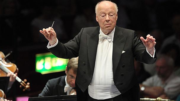 The Proms: Haitink and Perahia with the Vienna Philharmonic