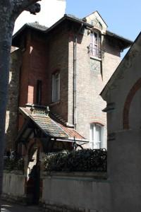Hôtel Jassedé (1893). Photo © 2012 Alan Miller.