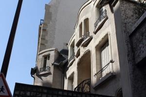 Hôtel Mezzara (1910-11). Photo © 2012 Alan Miller.