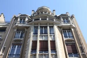 Immeuble Guimard (1926). Photo © 2012 Alan Miller.