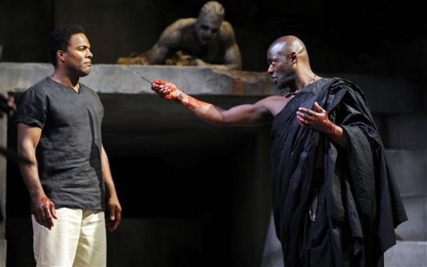 The Royal Shakespeare Company's Julius Caesar