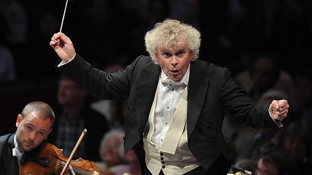 BBC Prom 63: Berliner Philharmoniker and Sir Simon Rattle