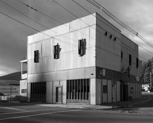 Crystal Saloon, North Adams. Photo 2012 Michael Miller.