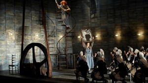Du Vaisseau fantôme à l'Opéra de Montréal. Photo Gary Beechey.