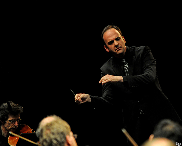Jonas Alber conducts the Staatsorchester Braunschweig in Franck's D Minor Symphony—a Podcast.