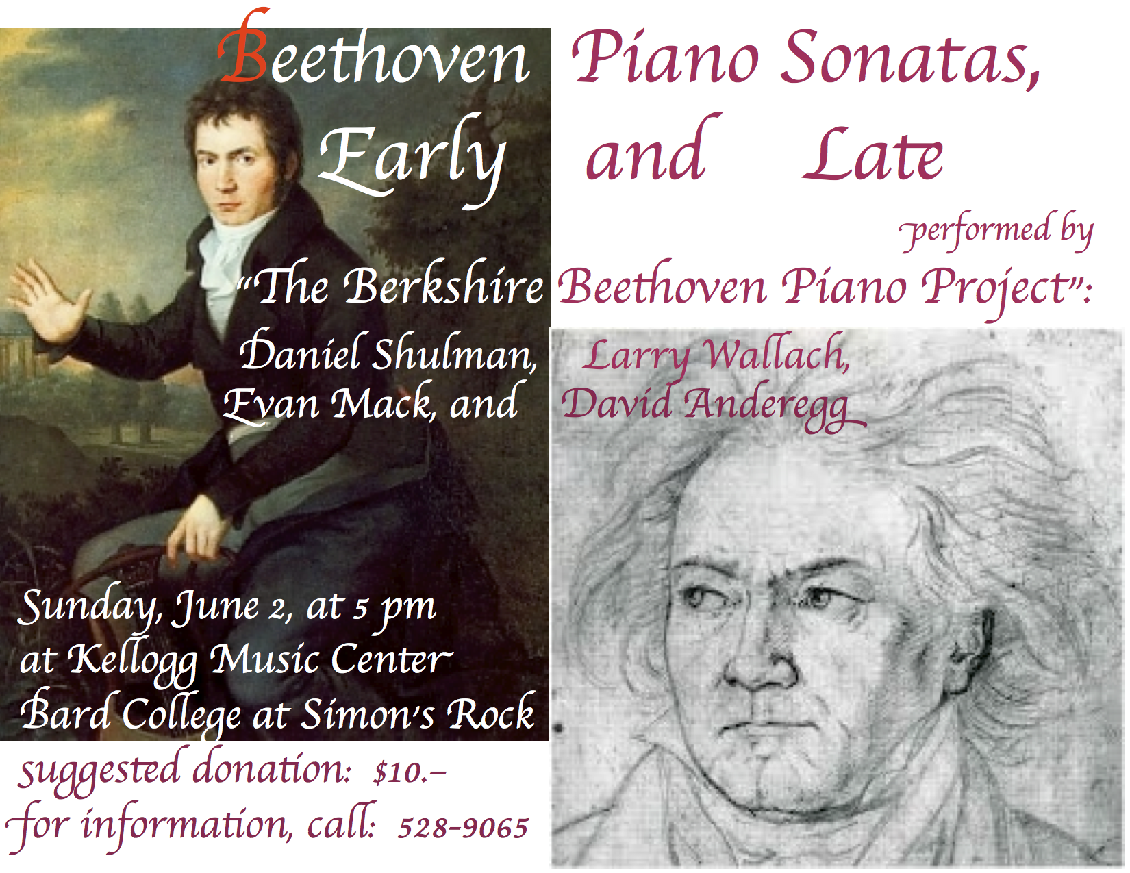 The Berkshire Beethoven Piano Project