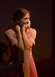 Elena Shaddow (Francesca). Photo by T Charles Erickson.