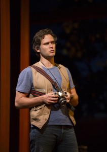 Steven Pasquale (Robert Kincaid). Photo by T Charles Erickson.