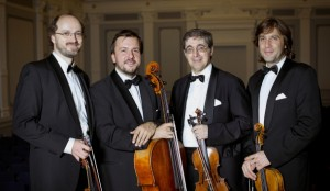 The Borodin Quartet.