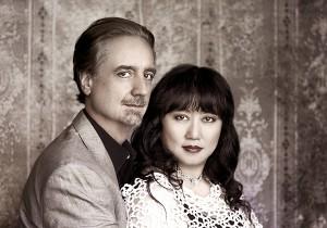 David Finckel and Wu Han. Photo 2013 Lisa Mazzucco.