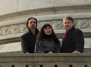 David Finckel, Wu Han, and Philip Setzer