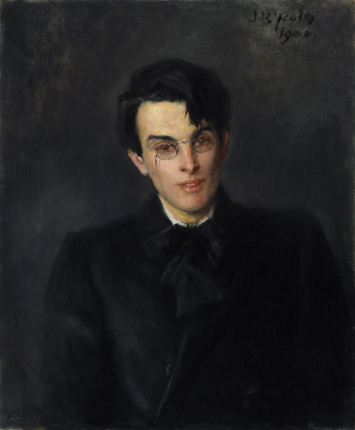 W. B. Yeats and Ireland: Photographs, Music, and a Reading, with Dorien Staljanssens, James Cleveland, and Lloyd Schwartz—a Christmas Gift from The Berkshire Review