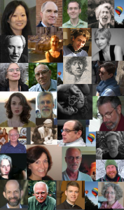 The Writers and Editors of New York Arts and The Berkshire Review