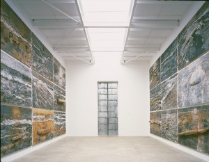 Anselm Kiefer's Velimir Chlebnikov series of paintings at Mass Moca. Photo from Mass Moca website.