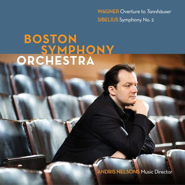Andris Nelsons' debut CD with the BSO