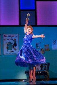Kate Baldwin in Bells Are Ringing. Photo 2015 Michelle McGrady.