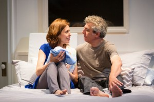 Jessica Hecht and Eric Bogosian in Legacy
