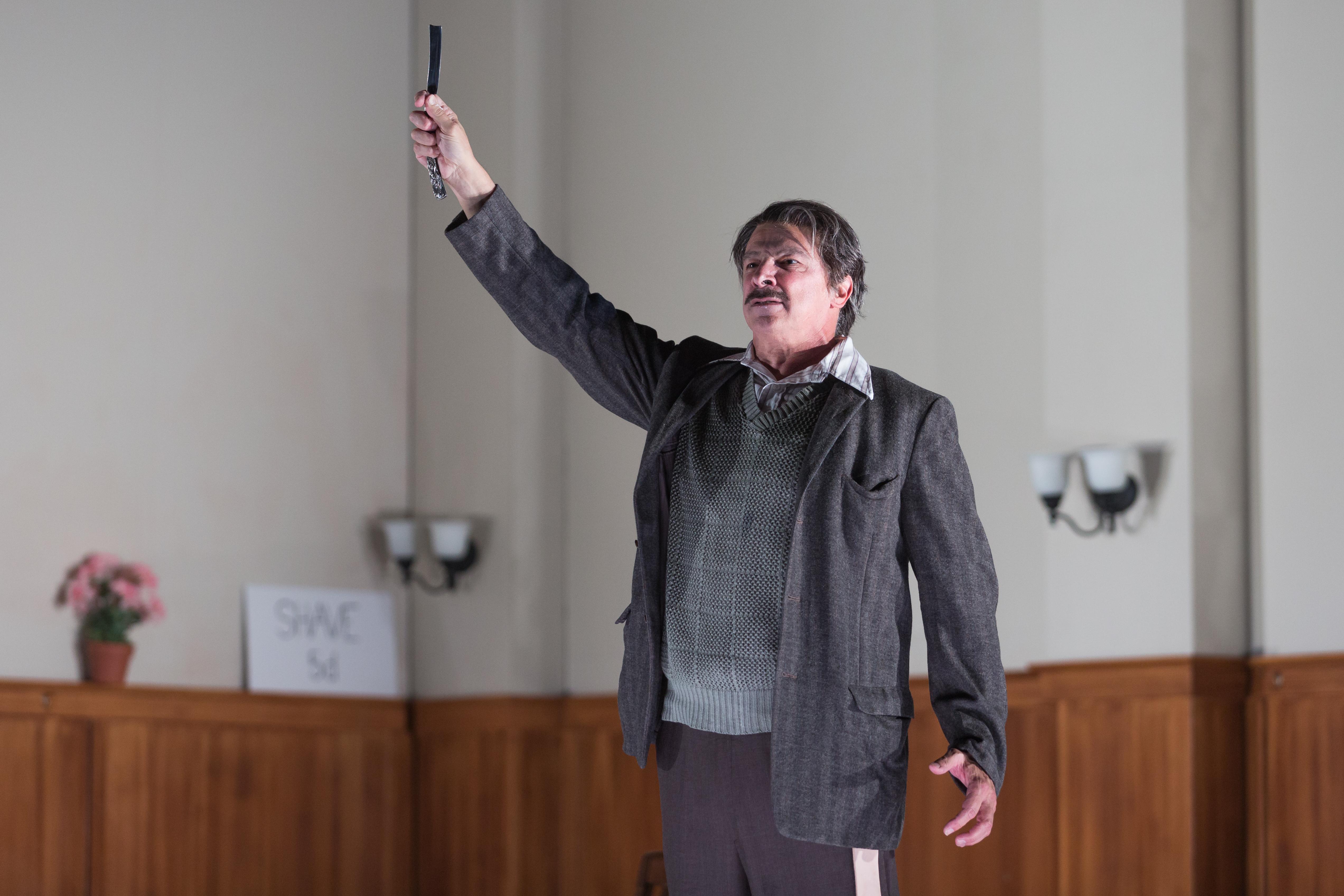 Stephen Sondheim's Sweeney Todd at Glimmerglass