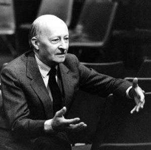 Witold Lutosławski (1913-1994).