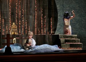 The End of Madama Butterfly at the Berkshire Opera Festival. Photo Ken Howard.