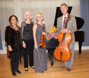 Gili Melamed-Lev, Doris Steven, Joanna Kurkowicz, and Ronald Feldman