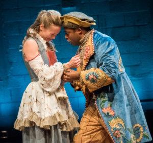 Tamara Hickey and Thomas Brazzle. Photo Stratton McCrady.