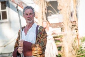 Nigel Gore as Prospero. Photo Stratton McCrady