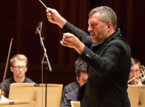 Thomas Adès, Curator of the 2018 Tanglewood Festival of Contemporary Music. Photo Hilary Scott.