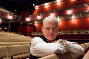 Allyn Burrows, Artistic Director of Shakespeare and Company