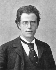 Gustav Mahler in 1892.