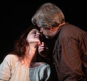 Jenna Rae (Isolde) and Alan Schneider (Tristan)