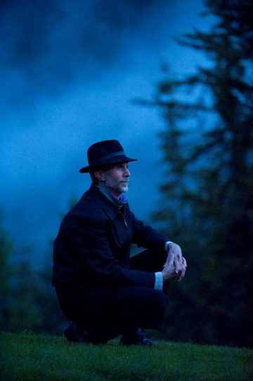 John Luther Adams. Photo Donald Lee.