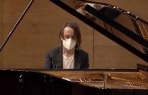 Daniil Trifonov in White Mask