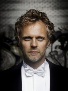 Thomas Søndergård. Photo Martin Bubandt.